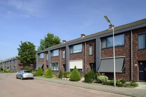 76 woningen Laurensvliet te Zwijndrecht