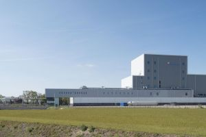 Royal Friesland Campina te Borculo - Melkpoederfabriek 'Mountain'