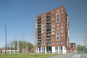 Appartementen te Enschede
