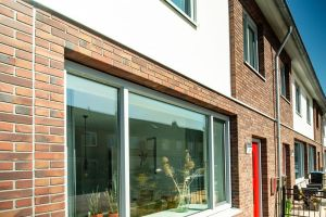 Renovatie 4 woningen te Den Bosch