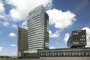 IJsseltoren te Zwolle  - Kantoren op niveau