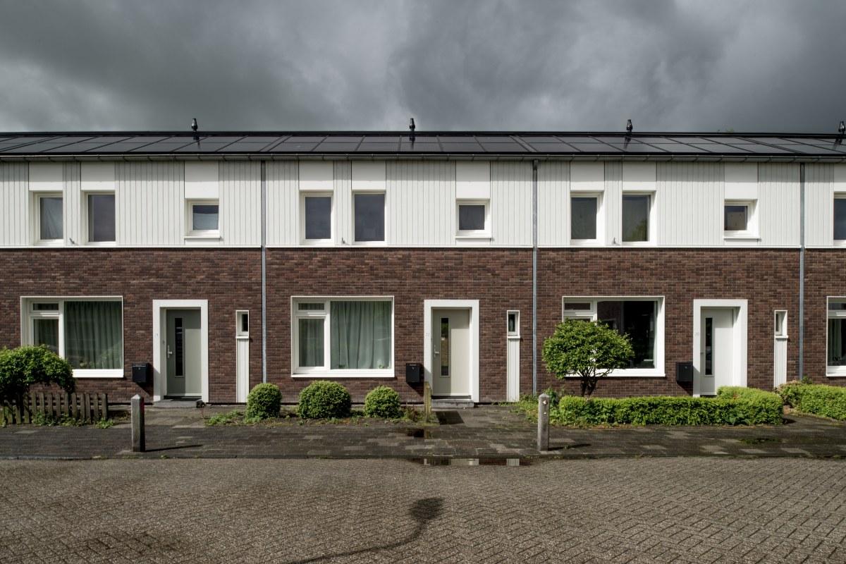 Renovatie 16 woningen te Heerenveen