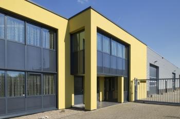 Kantoor Ter Woerds Afwerkingen - Energetische maatregelen eigen pand