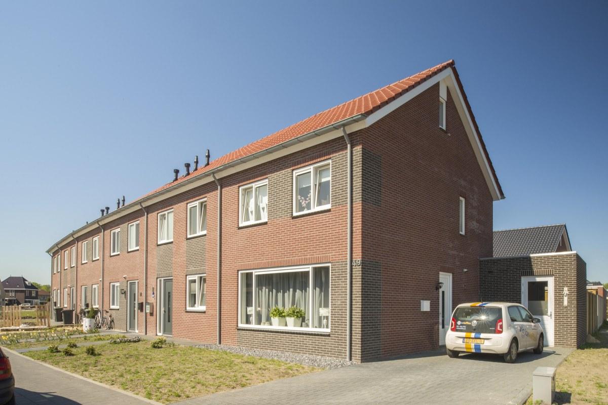 Woningbouw te Denekamp