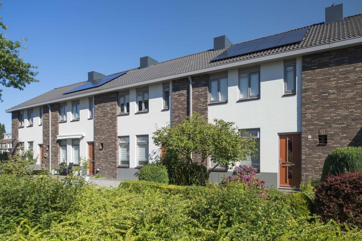Renovatie 47 woningen te Eerbeek